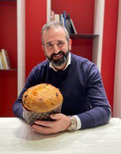 Antonio Losito panettone