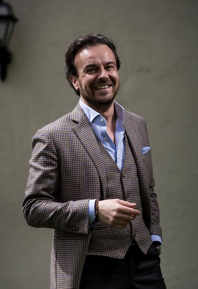 Massimo Tuzzi, amministratore delegato Terra Moretti