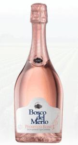 Bosco del Merlo Prosecco Rose