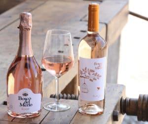 Rosé Spumante e Pinot Grigio 2