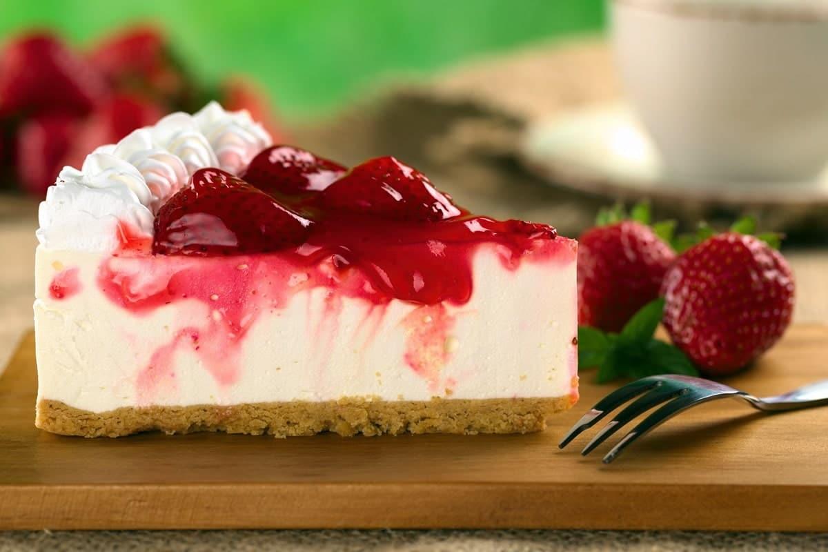 ricette con fragole cheesecake
