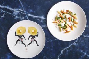 Oroscopo-in-Cucina-Gemelli-Fusilli-tricolore