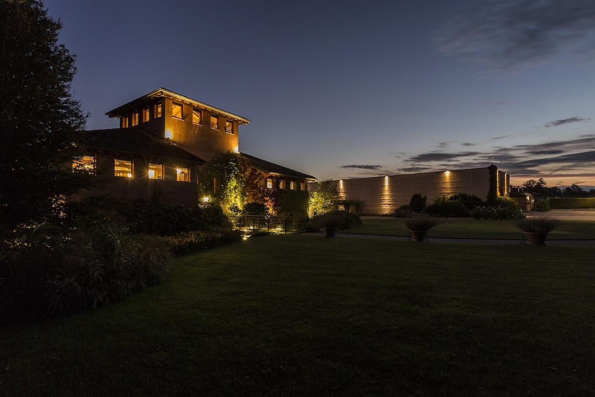 Castello del vino Pitars