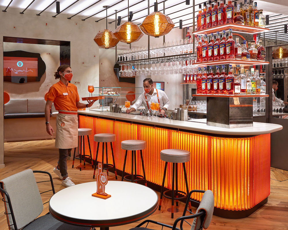 Terrazza Aperol Venezia bacaro bar