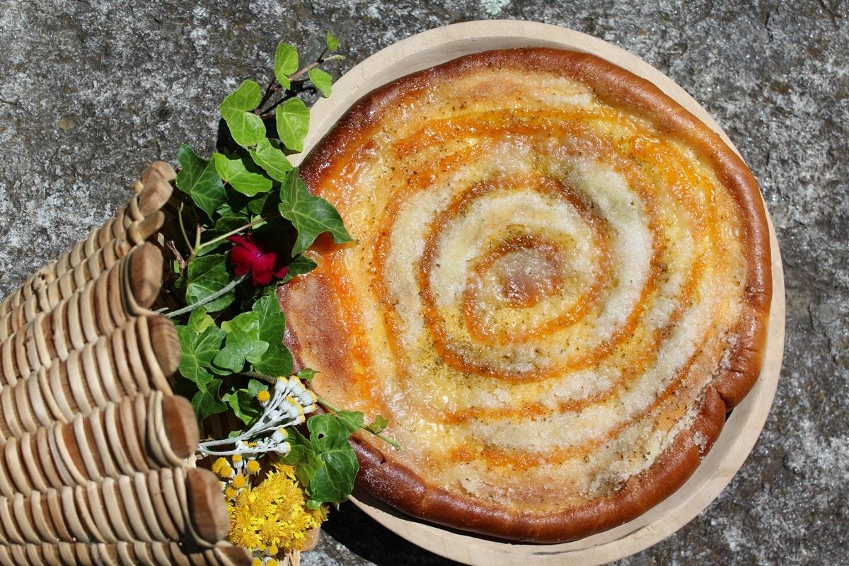 Torta Fioretto Valchiavenna