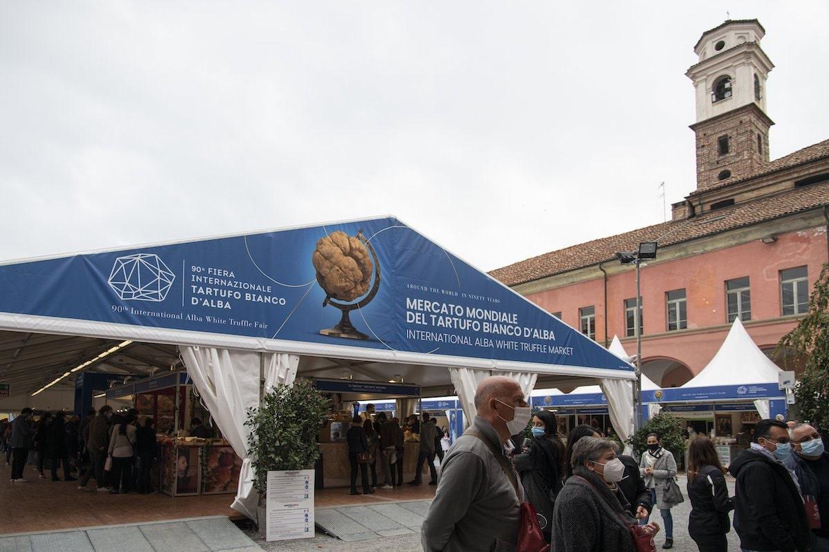 mostra mercato tartufo bianco d'alba