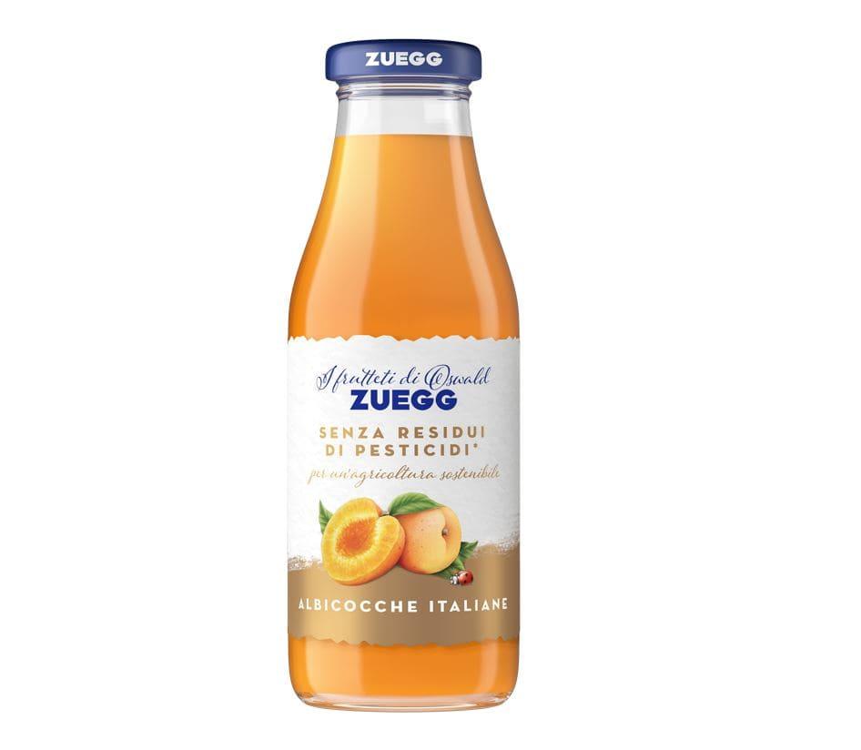 Zuegg succhi di frutta senza pesticidi